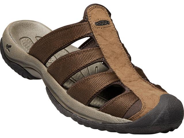 Keen Aruba II Sandals Herren dark earth/mulch